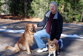 Bill and dogs 2007
