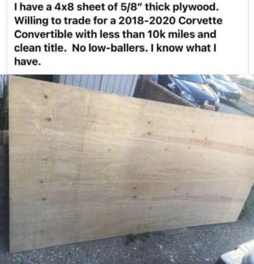 Corvette Meme for blog